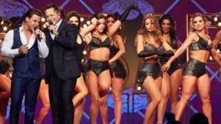 Dançarinas do Cantor Leonardo caiu na net peladinhas