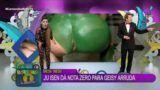 Modelo mostra o cu ao vivo na RedeTV