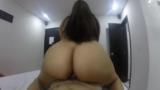 Ana Flavia rabuda de Sorocaba trepando no motel