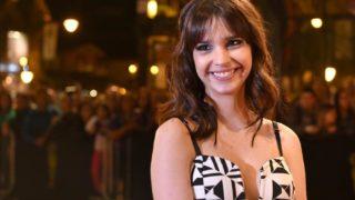 Greta Antoine atriz brasileira trepando no mato